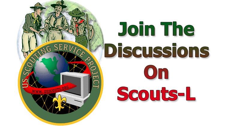 Join the Scouts-L Discussion List